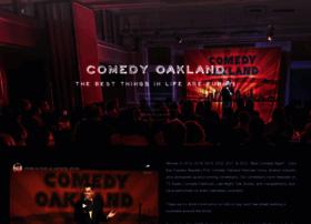 comedyoakland.com