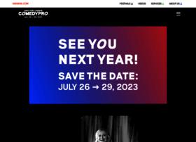 comedypro.hahaha.com