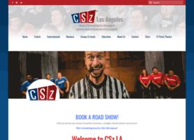 comedysportzla.com