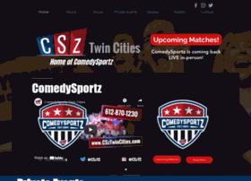 comedysportztc.com