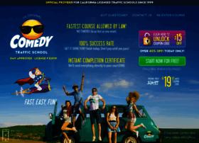 comedytrafficschool.com
