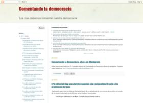 comentandolademocracia.blogspot.com