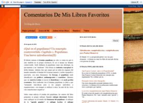 comentariosdemislibrosfavoritos.blogspot.com.es