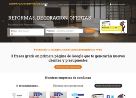 comerciosyservicios.com