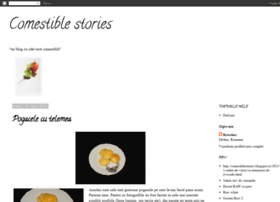 comestiblestories.blogspot.ro