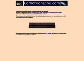 cometography.com