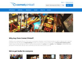 cometpinball.com
