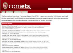 comets.wisc.edu