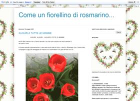 comeunfiorellinodirosmarino.blogspot.it