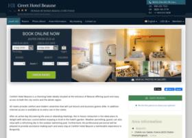 comfort-hotel-beaune.h-rez.com