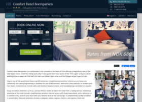 comfort-hotel-borsparken.h-rez.com