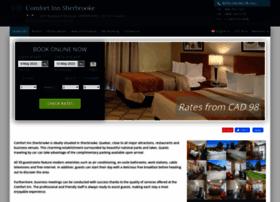Comfort-inn-sherbrooke.h-rez.com