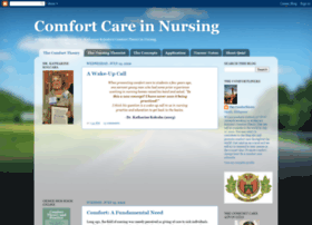comfortcareinnursing.blogspot.co.uk