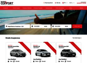 comfortcarrental.com