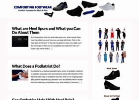 comfortingfootwear.com