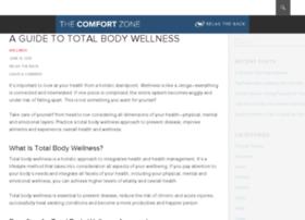 comfortzone.relaxtheback.com