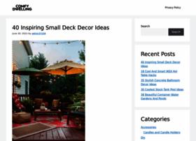 comfydwelling.com
