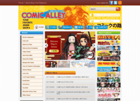 comicalley.net