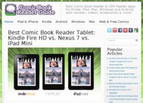 comicbookreaderguide.com