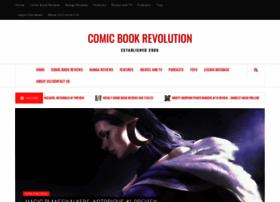 comicbookrevolution.com