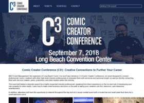 comiccreatorcon.com