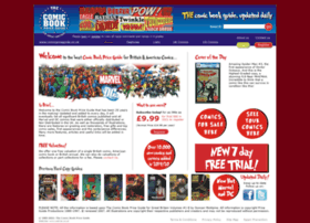 comicpriceguide.co.uk