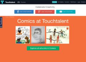 comics.touchtalent.com