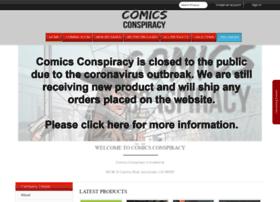 comicsconspiracy.comicretailer.com