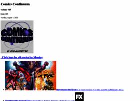 comicscontinuum.com