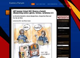 comicsforum.org