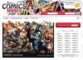 comicslegacy.com