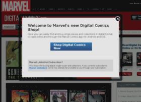 comicsstore.marvel.com