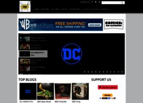 comicsthegathering.com