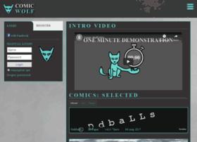 comicwolf.com