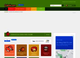 comida.colorir.com