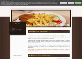 comidaparaadelgazar.jimdo.com