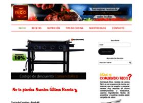 comiendorico.net