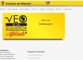 Comisiondeafiliacion.prd.org.mx