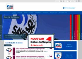 comite-ski-savoie.fr