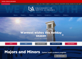comm.southalabama.edu