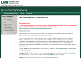 comm.uab.edu
