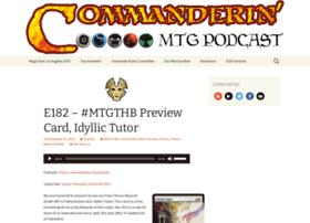 commanderinmtg.com