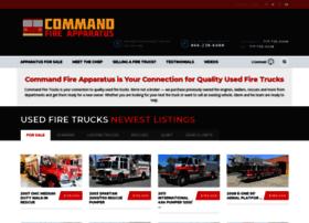commandfireapparatus.com