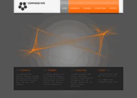 commandfive.com