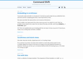 commandshift.co.uk