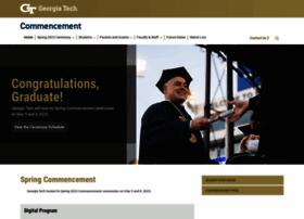 commencement.gatech.edu