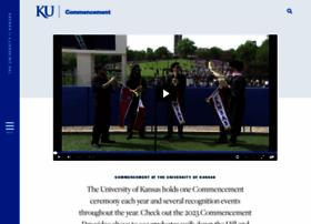 commencement.ku.edu