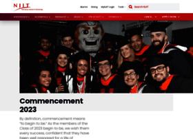 commencement.njit.edu