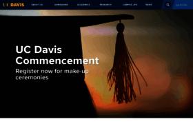 commencement.ucdavis.edu