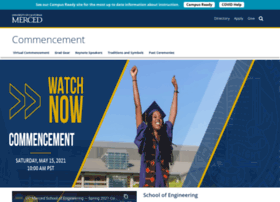 commencement.ucmerced.edu
